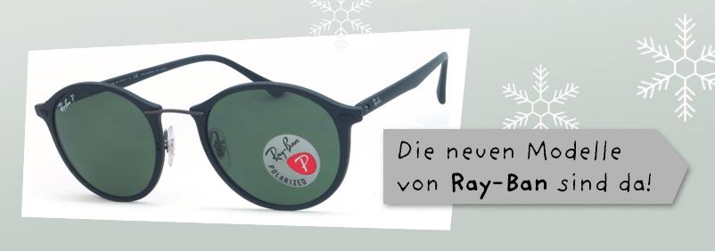 Neue Modelle Ray-Ban