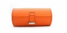 Rollen-Etui orange